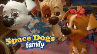 SPACE DOGS FAMILY - Shoot for the Stars