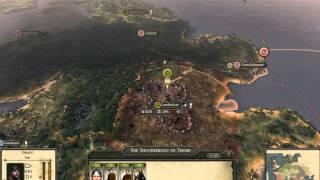 total war attila gameplay tutorial saxons part 1