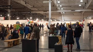 The third annual Art Now Fine Art Fair was held on September 20 unt...