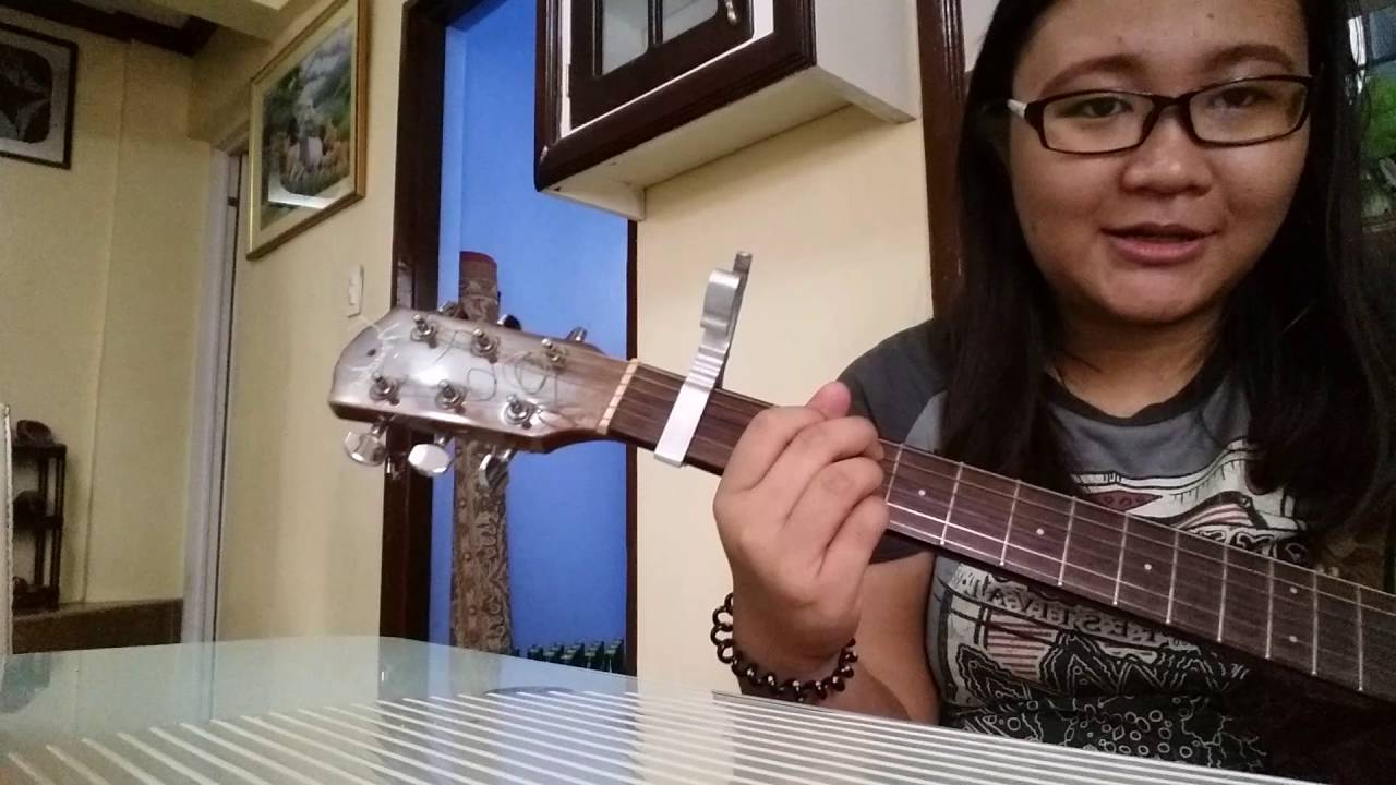 Tj Monterde Ang Dating Tayo Guitar Tutorial