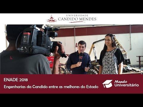 ENADE 2018 - Engenharias da Candido estão entre as melhores do estado