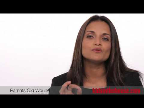 How The Wounds Of The Past Affect Our Parenting - Shefali Tsabary, PhD
