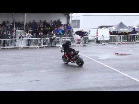 ROMAIN JEANDROT - 1st PLACE STUNT LONDON 2015