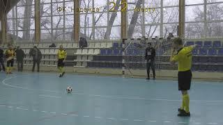 """Футбол ФК """"Надежда"""" 2(7):2(8) """"Урарту""""  - Голы+пенальти - Финал"""