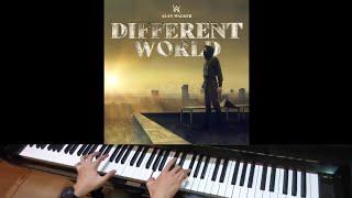 Alan Walker, K-391 & Emilie Hollow - Lily (Jarel Gomes Piano)