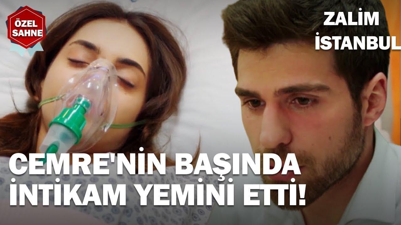 Nedim, Cemre'nin Başında İntikam Yemini Etti! - Zalim İstanbul Özel Klip