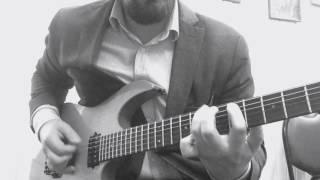 Blues-rock lick. Уроки джаза на гитаре