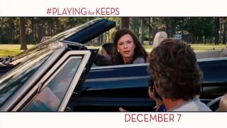 Playing for Keeps movie trailer