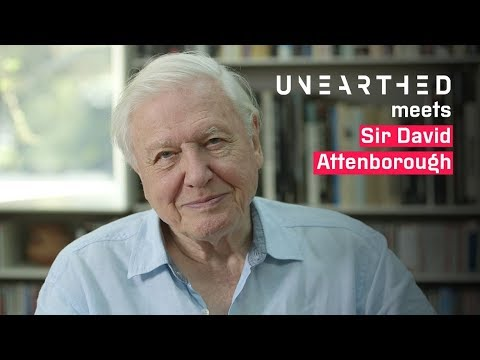 David Attenborough: Climate, politics & Blue Planet 2