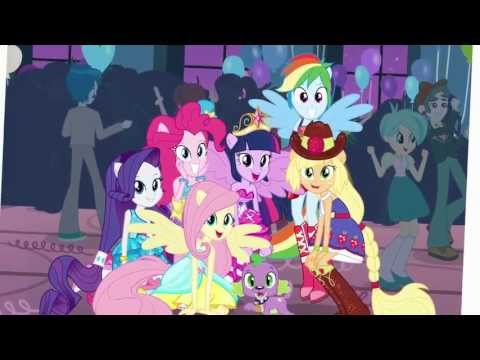 My Little Pony: Equestria Girls - This is Our Big Night (Reprise) [1080p]