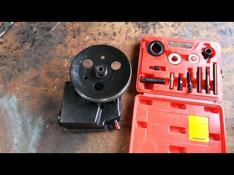 Hqdefault on Buick 3800 Power Steering Pump