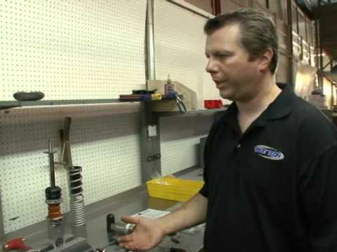 Race Tech ATV Shock Conversion Process and Benefits with Todd Davis