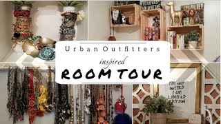 URBAN OUTFITTERS INSPIRED ROOM TOUR! (2016) | Lifeasasailor