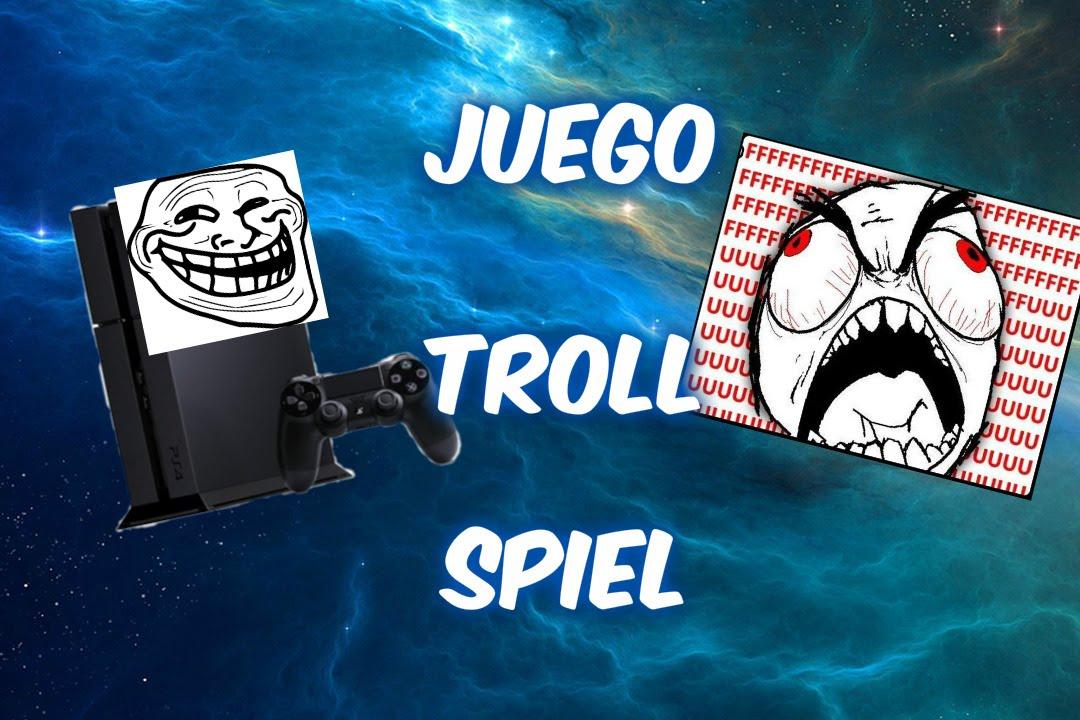 Trolls spiel