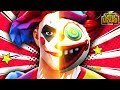 CREEPY CLOWNS COME OUT WHEN YOU SLEEP * 3AM NEW SKINS * FORTNITE SHORT FILMS