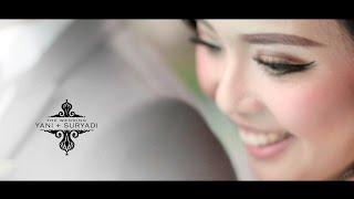 WEDDING VIDEOGRAPHY INDONESIA 2017 | WEDDING CINEMATIC YANI + SURYADI