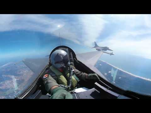 Samsung Portugal | F16 VR 360º Flight