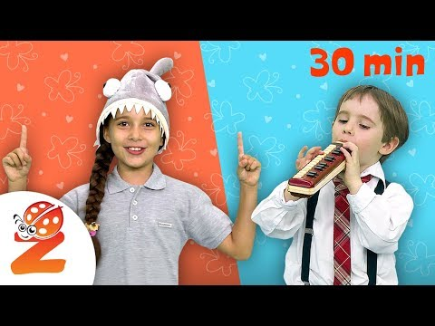Sing-A-Long Kids Collection | Essential Kids Songs Collection | Zouzounia TV