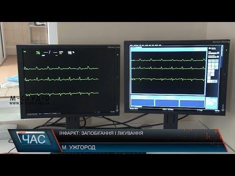 Телекомпанія М-студіо: Інфаркт: запобігання і лікування