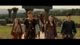 Lucy Pevensie The Call Music Video