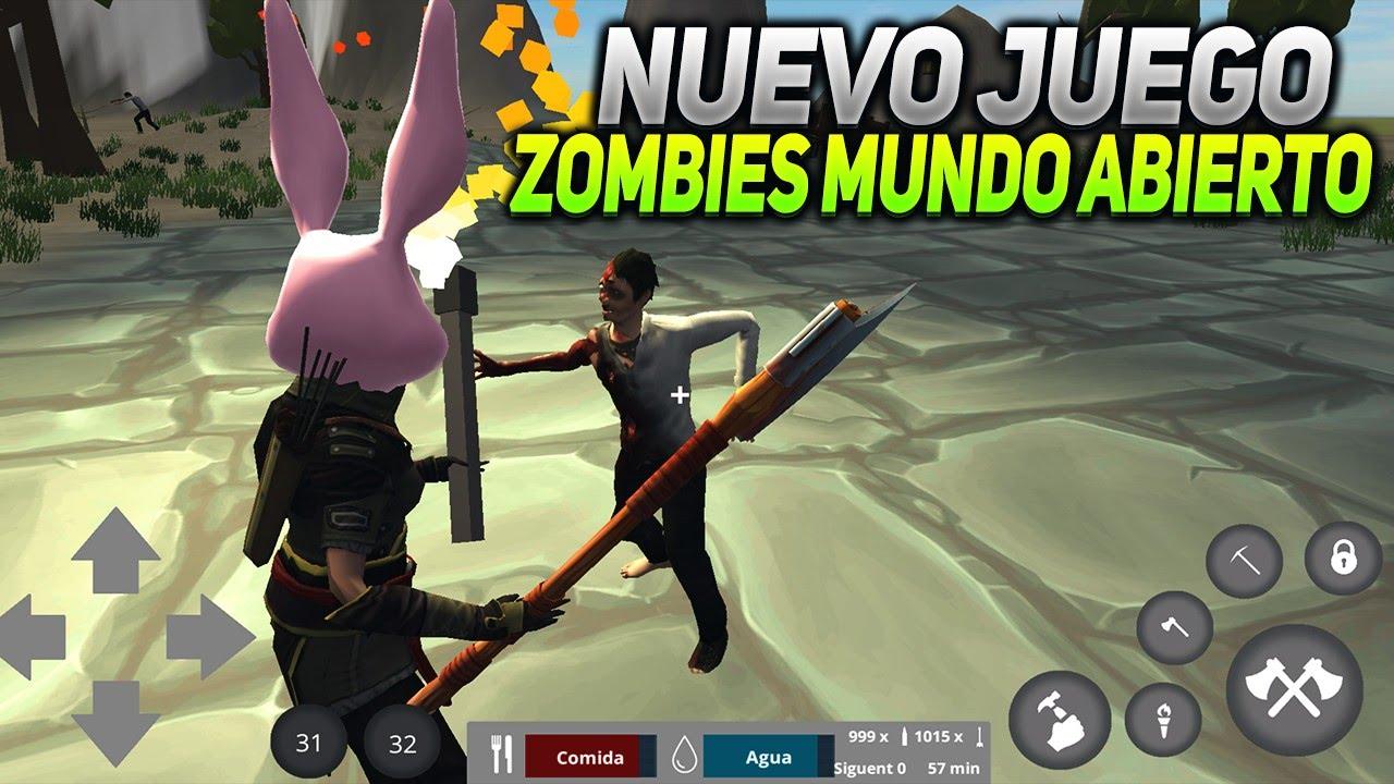 Descarga Nuevo Juego De Zombies Mundo Abierto Para Android Youtube