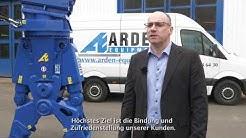 Arden Equipment - Innovation und Expertise (Deutsch)
