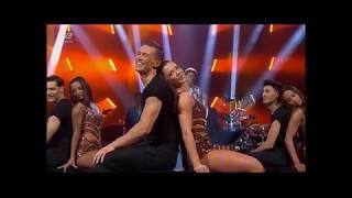 Sarah og Morten danser Showdance - Vild Med Dans Finale 2016