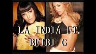 Beibi G y La India -Ese Hombre (salsaton mix )