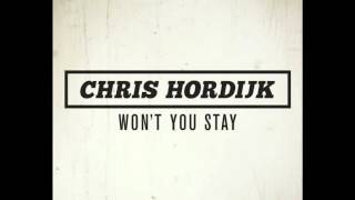 Chris Hordijk - Won