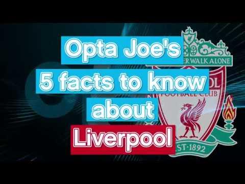 Champions of Europe: OptaJoe's Liverpool Football Club Facts