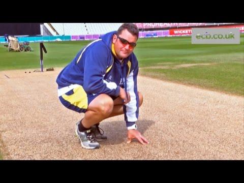 Edgbaston Head Groundsman Gary Barwell on Finals Day pitch