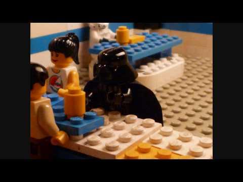Eddie Izzard: Lego Death Star Canteen