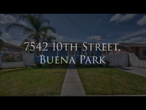 7542 10th Street, Buena Park