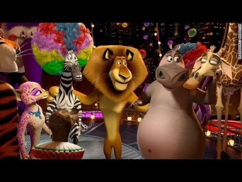 Madagascar 3 AMV ~ Anyway You Want It