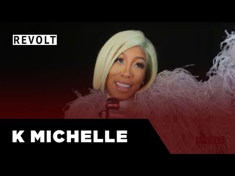 K. Michelle speaks on R. Kelly allegations and her own experience with abuse