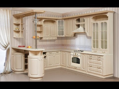 Кухня - Гарнитур - фото - дизайн 2018  / Kitchen Sets Photo Design / Küche Stellt Fotodesign Ein