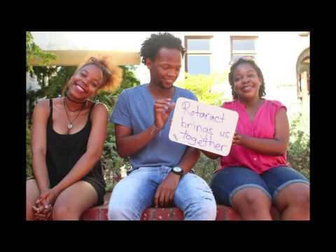 What is Rotaract? - Rhodes University, Grahamstown
