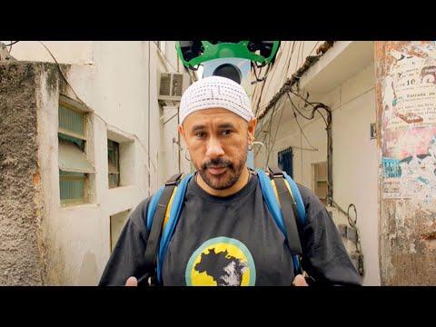 Beyond the Map, Rio de Janeiro - Mapping the Favelas