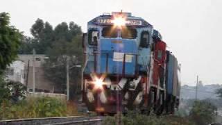 Ferromex 3728 y 3758 Truno ''Las Juntas''