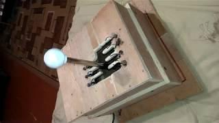как сделать кпп, H шифтер, коробку передач для пк своими руками