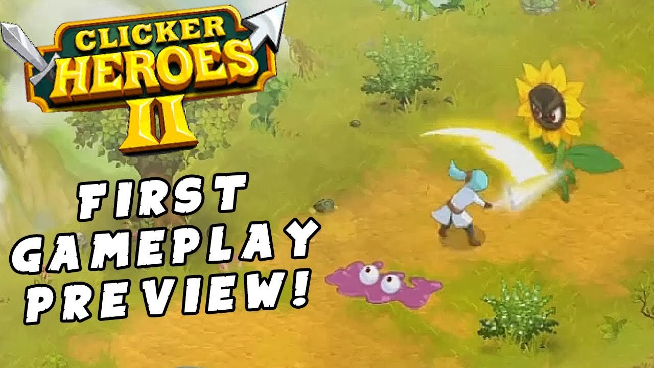 Clicker Heroes 2 Gameplay - (Official Trailer Walkthrough Guide)
