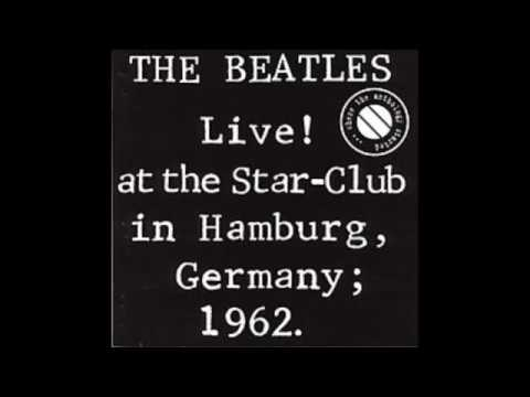 The Beatles - Hallelujah I Love Her So (Live! at the Star Club in Hamburg, Germany; 1962