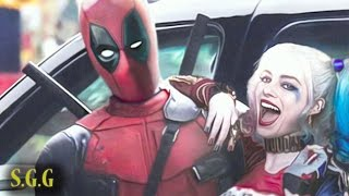 Deadpool And Harley Quinn The Perfect Couple? - Harleypool