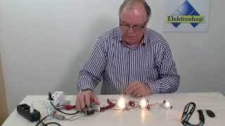 Dimbare LED inbouwspots van Klemko - Venice aansluiten