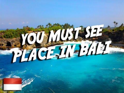 Suluban-beach-Bali-Indonesia Must Visit Bali