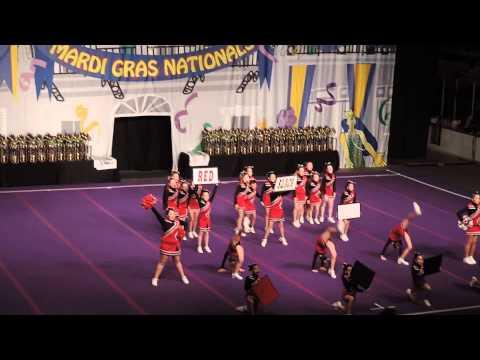 Saucon Valley team spirit nationals 2014
