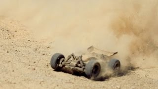 Iron Track Spino Buggy in Action!