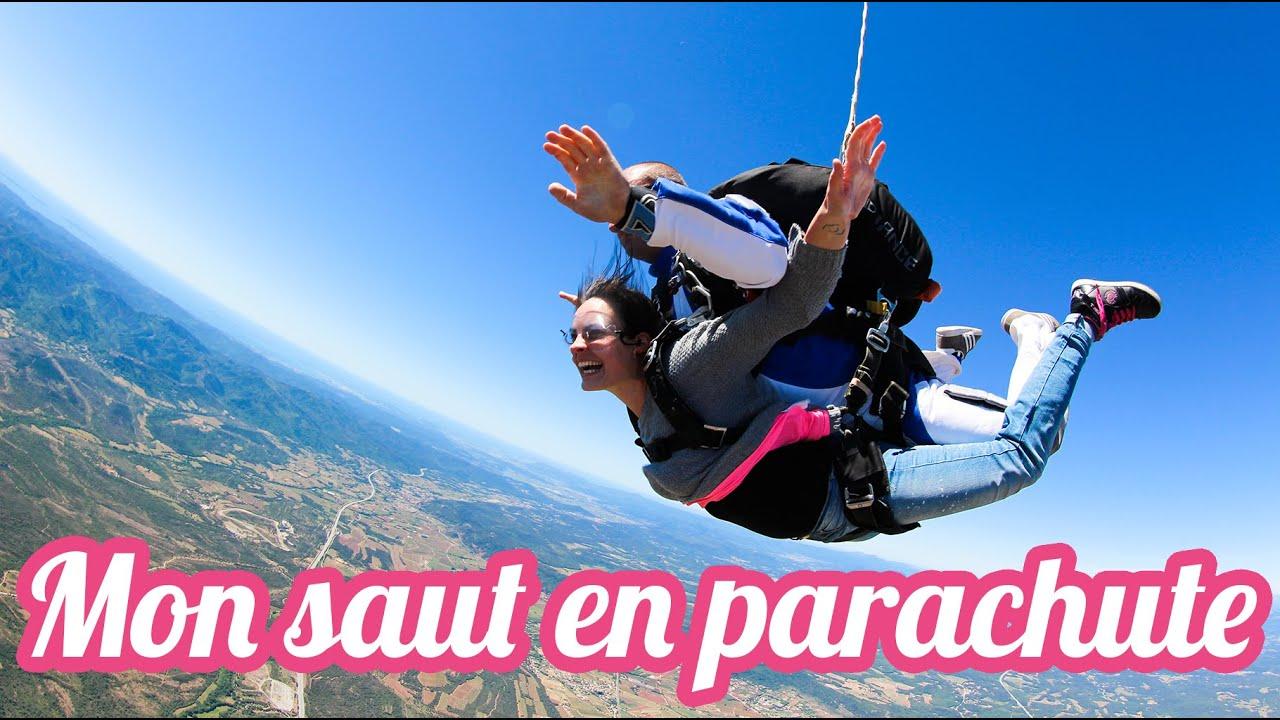 saut en parachute a proximite