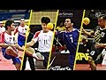 Sepak Takraw ● Best Spikes Compilation By Feeders | Hd video