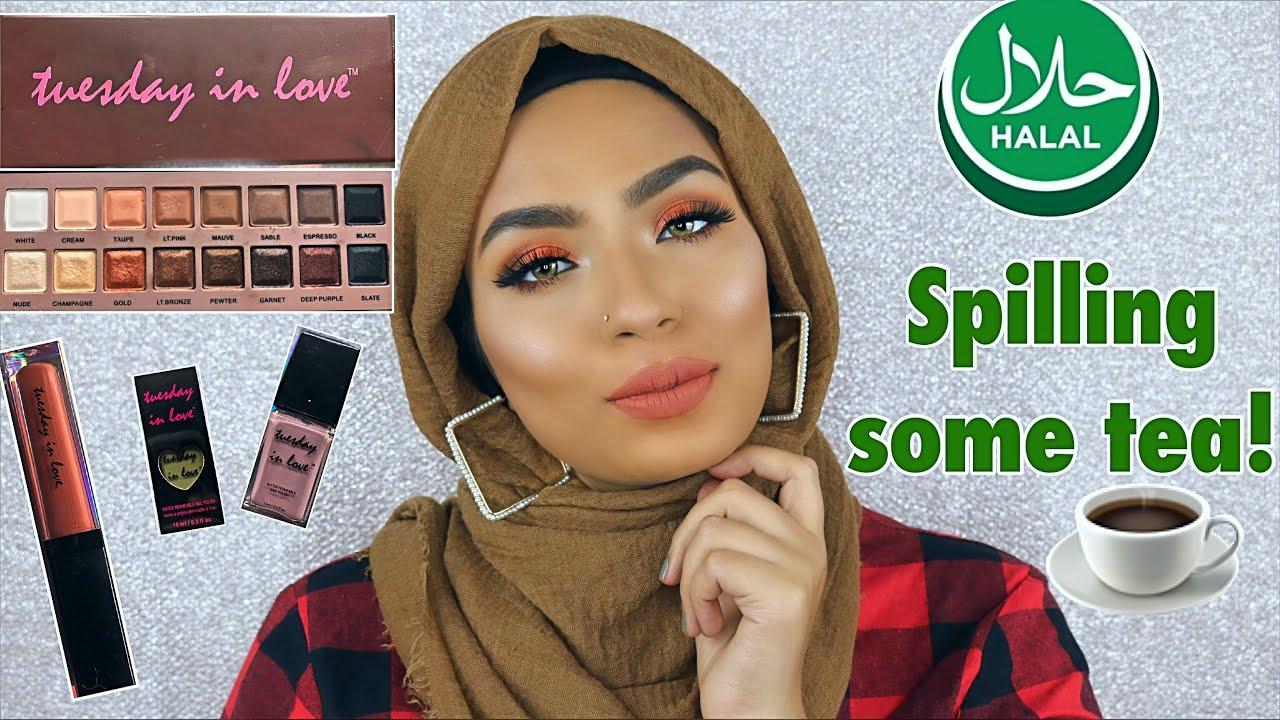 Testing Muslim/Halal Makeup & Water Permeable Nail Polishes + Review